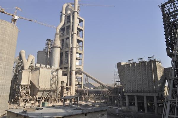کارخانه سيمان تهران